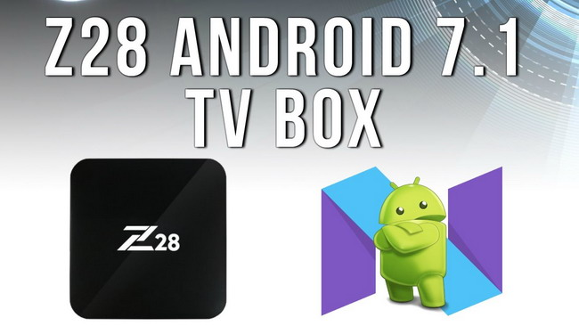 Android TV Box Z28